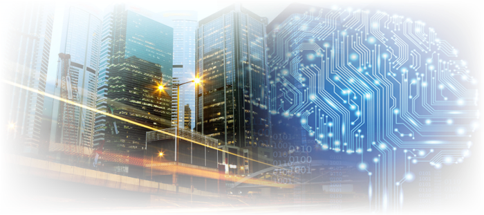 AI Intersects with Smart City
