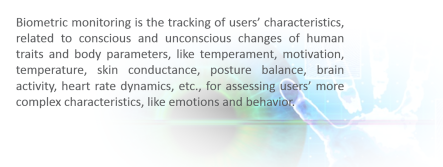 Biometric Monitoring Definition
