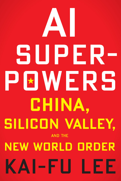 Book of The Week - AI Superpowers