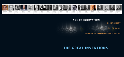 the great inventions