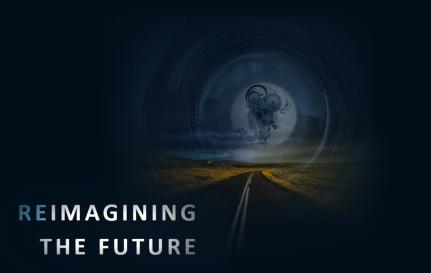 Reimagining the Future Title Slide