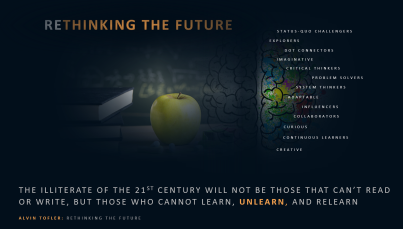 Rethinking the Future