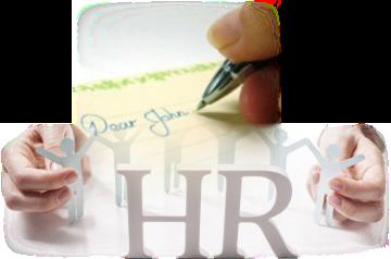 Dear John Letter - HR