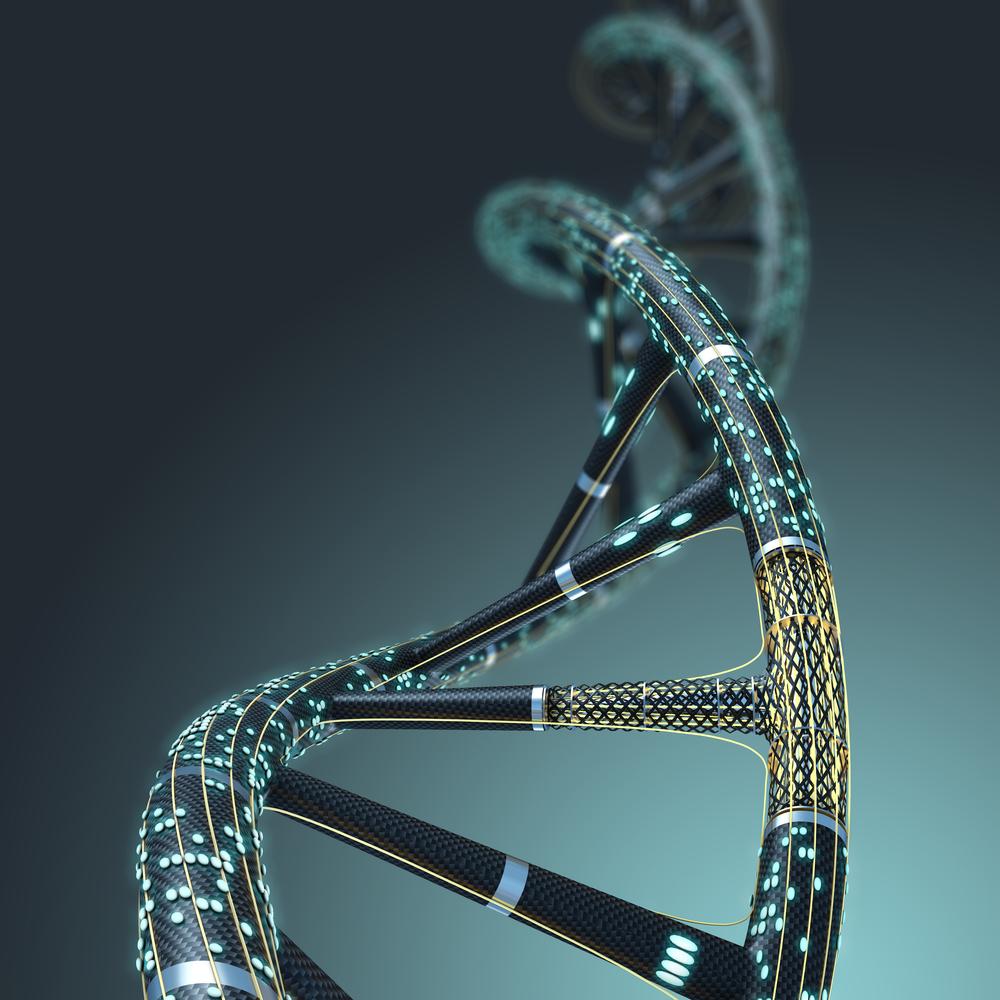 Digital DNA Visual