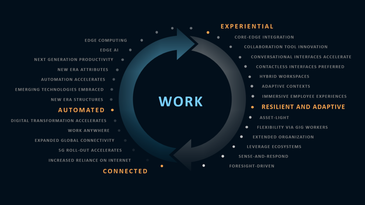 The Workforce of 2025